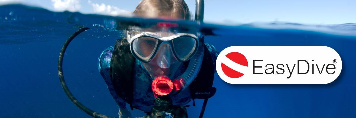 EasyDive - Dive More - Dive Faster  The ease of Snorkeling